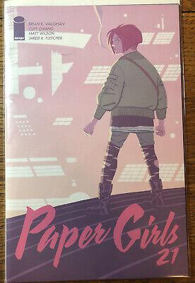 Paper Girls #20 Image Comics VF//NM