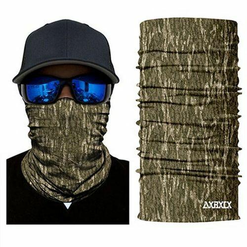 Camo Neck Gaiter Face Shield Tube Military Cycling Hunting Airsoft Fishing Tact
