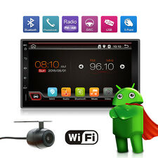 2 DIN NAVIGATION RADIO BLUETOOTH ANDROID IPHONE SPIEGELUNG 7 TOUCHSCREEN MP3 USB
