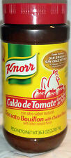 Knorr Caldo De Tomate - Tomato Bouillon 35.3oz/2.2Lb Bottle Product From Mexico
