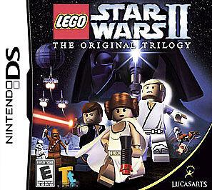Lego Star Wars Ii The Original Trilogy Nintendo Ds 2006 For Sale Online Ebay