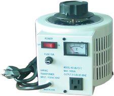 Ed0131 84ph Variable Ac Transformer 1000va Variac 10 Amp 1000 Volt Amp New