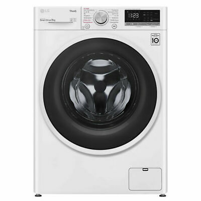 LG 9kg Waschmaschine Inverter Direktantrieb Dampf Wifi