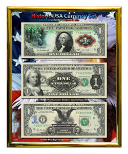 Currency $2 Bill * BISON EAGLE * Americana Images of Historical U.S INDIAN