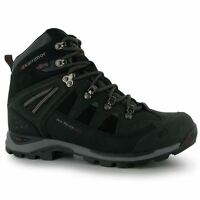 Karrimor Mens Hot Route Walking Boots Waterproof Suede Upper Lace Up Shoes