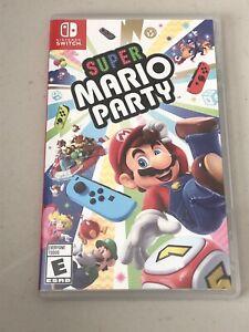 Super Mario Party (Nintendo Switch) - Open Box Store Return