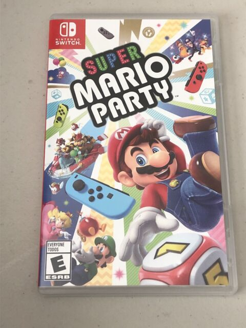 Super Mario Party (Nintendo Switch) - Open Box Store Return