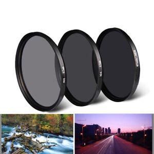 37-49-52-55-58-67-72-77-82mm-Neutral-Density-ND-2-4-8-Lens-Filter-for-Canon-Sony