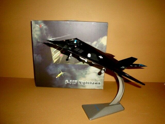1 48 US F-117 Nighthawk metal model