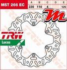 Disque de frein Arrière TRW Lucas MST 266 EC Husaberg FC 501 CR YU7FC... 2000-