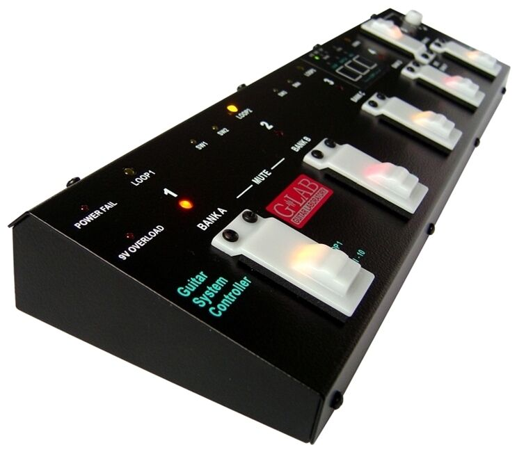 G-Lab GSC-Guitar Controller di sistema