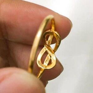 Infinity-Knot-Ring