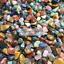 1-2LB-Colorful-Mixed-Natural-Assorted-bulk-tumbled-Gem-stone-mix-20-35-mm thumbnail 68