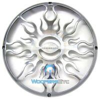 Afg15 Audiobahn 15 Metal Cover Subwoofer Speaker Woofer Protective Grill Kicker