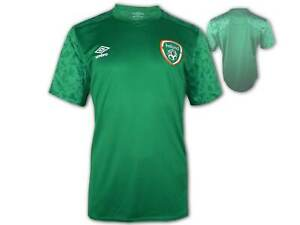 Umbro Irland Training Shirt 20/21 grün Ireland Fußballtrikot Fan Jersey S-3XL