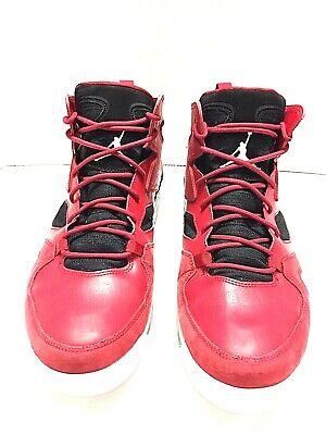 Nike Air Jordan Flight Club 91 555475-600 Gym Red Sneakers Men Size 13 Us   eBay