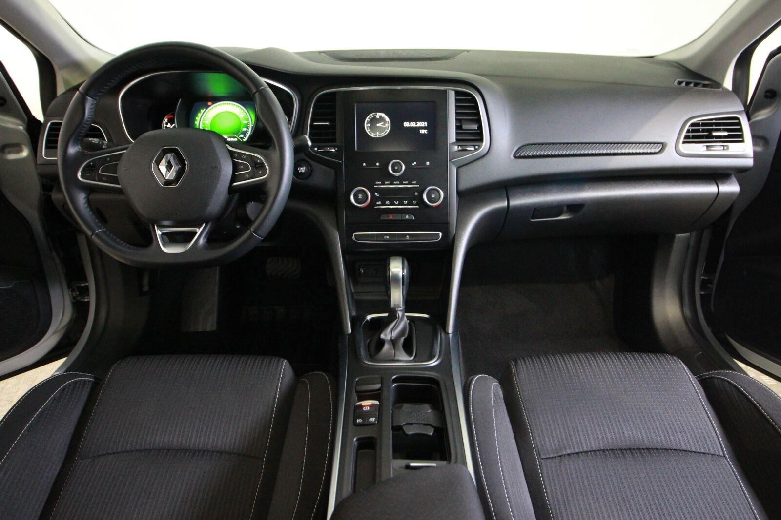 Renault Megane IV dCi 110 Zen Sport Tourer EDC