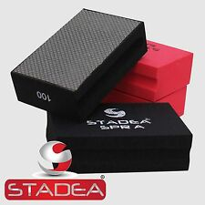 Stadea Diamond Hand Sanding Pads For Glass Stone Marble Polishing Block Grit 100