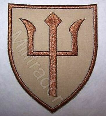 United States 97th Infantry Division Patch US Desert Trident