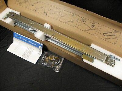 Sliding Ready Rails 2U P//N 0H4X6X For Dell PowerEdge R520 R720 R720XD R730 R820