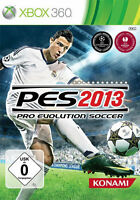 Microsoft Xbox 360 Spiel Pro Evolution Soccer 2013 Pes 13 Fussball Fußball