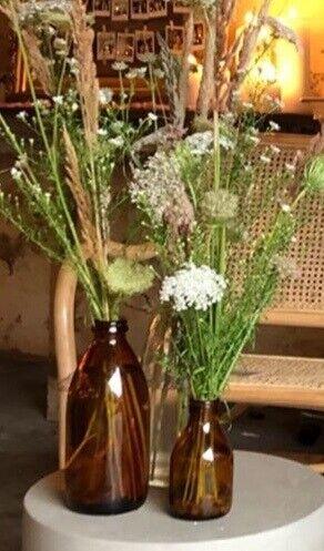 Flasker, Brune mælkeflasker
