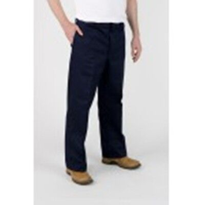 "BRITISH MADE TOP QUALITY /""KLOPMAN/"" MENS WORK TROUSERS BY ALSICO."