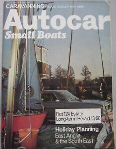Autocar-magazine-20-March-1969-featuring-Lombardi-Triumph-Fiat-road-test