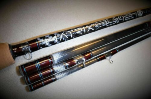Matrix 9/' 6wt Fly Rod Custom Built for You by Coastal Creek Outfitters