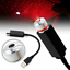 UK-USB-Car-Atmosphere-Lamp-Interior-Ambient-Star-Light-LED-Starry-Projector-Sky thumbnail 4