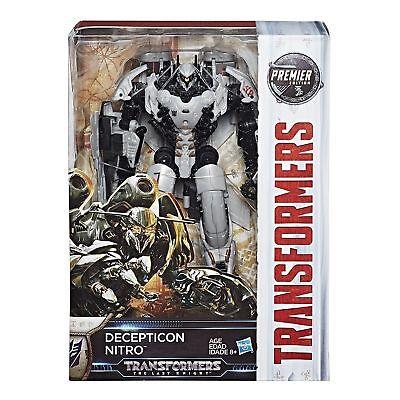 Transformers le dernier chevalier Nitro