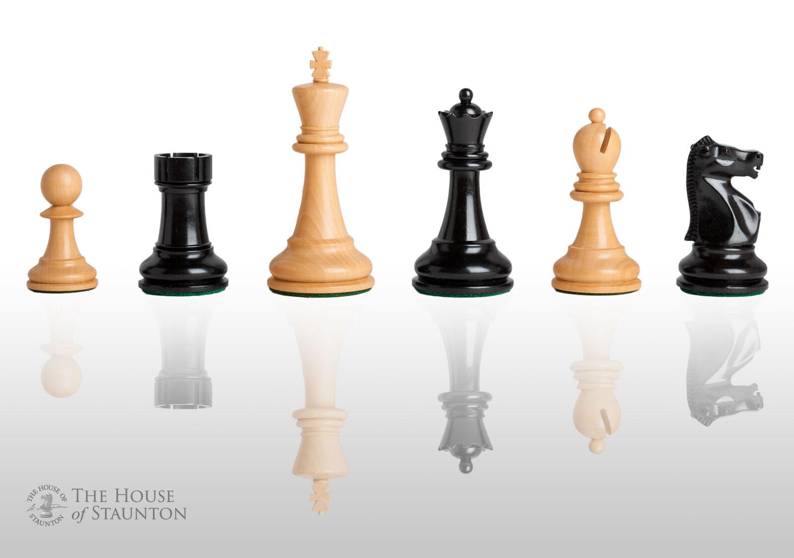 precios ultra bajos The Fischer Spassky Conmemorativa De Lujo Juego Juego Juego De Ajedrez-sólo piezas - 3.75  - King  encuentra tu favorito aquí