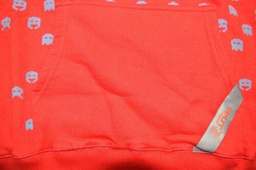 Joystick Junkies Farbverlauf Eindringling Rot Kapuze Sweatshirt Neu Official