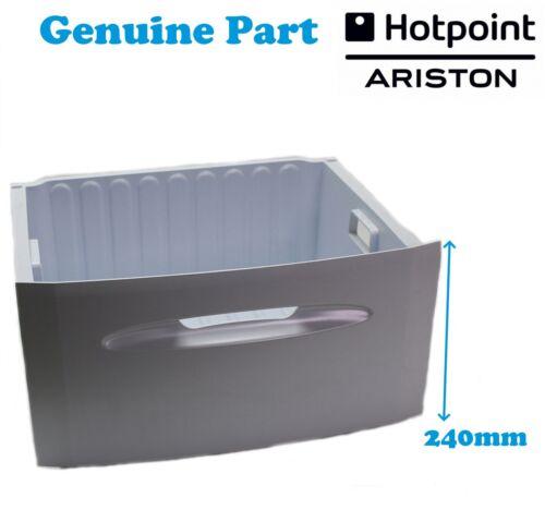 Hotpoint RZA30S RZA31G RZA31P RZA31T Congélateur tiroir panier Centre hauteur 240 mm