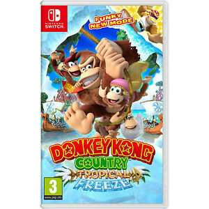 Donkey-Kong-Country-Tropical-Freeze-Video-Game-for-Nintendo-Switch-Region-Free