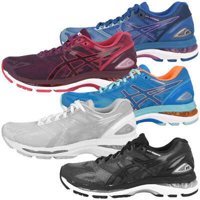 Asics Gel-Nimbus 19 Women Ladies Running Shoes t750n Kayano Cumulus Running  Shoes | eBay