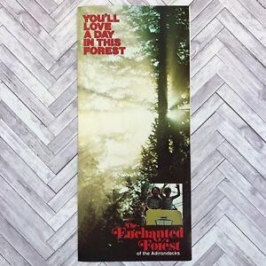 Vintage-Brochure-1981-The-Enchanted-Forest-Adironacks-New-York-NY-Advertising