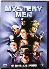 Dvd Mystery Men con Ben Stiller 1999 Usato raro