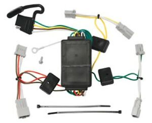 Trailer-Hitch-Wiring-Tow-Harness-For-Honda-Civic-4-Dr-Fit-amp-Mazda-3-Part-118420