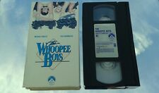 THE WHOOPEE BOYS (VHS 1987) w/ MICHAEL O'KEEFE (CADDYSHACK) RARE COMEDY - TESTED