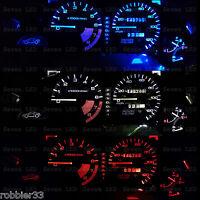 Honda Civic Del Sol Led Gauge Cluster Led Kit 93 94 95 96 97 93-97