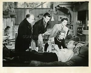 GRETA-GARBO-MELVYN-DOUGLAS-TWO-FACED-WOMAN-1947-VINTAGE-PHOTO-ORIGINAL-7