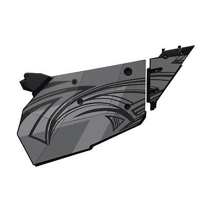 Polaris Aluminum Lower Half Doors 4Seat 2879943 New OEM