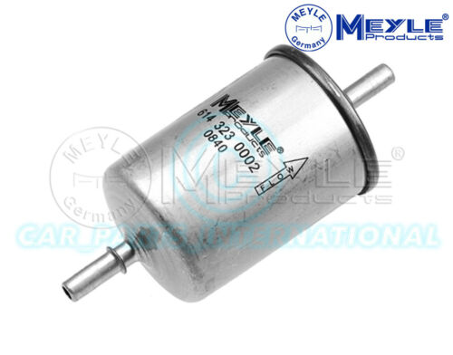 Meyle Fuel Filter In-Line Filter 614 323 0002