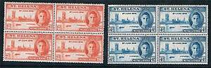 St Helena 1946 Victory BLOCKS 4 SG 14142 MNH - <span itemprop=availableAtOrFrom>Buntingford, Hertfordshire, United Kingdom</span> - Returns accepted Most purchases from business sellers are protected by the Consumer Contract Regulations 2013 which give you the right to cancel the purchase within 14  - Buntingford, Hertfordshire, United Kingdom