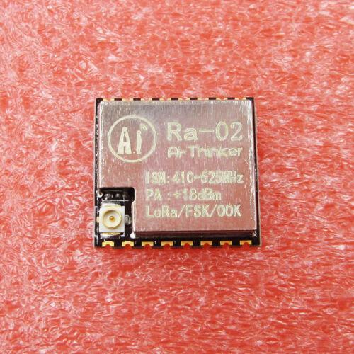 New 433M Lora Ra-02 Spread Spectrum Wireless Transceiver Module SX1278 IPEX