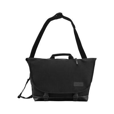 NEW Crumpler The Chronicler Plus Messenger Bag Black