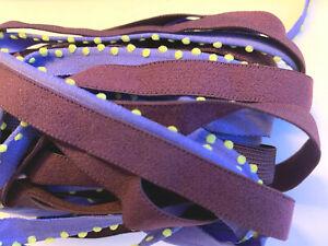 Gummiband,bunt, Gummikordel,Gummilitze Wäschegummi, 5-10mm 10 Meter Maskengummi