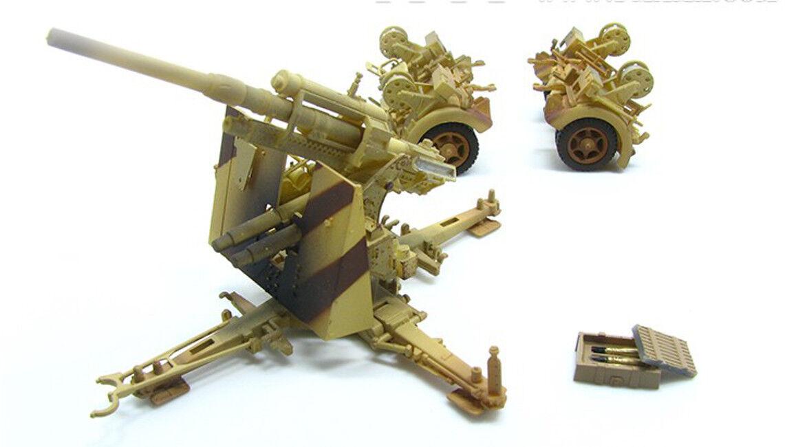 barato Modelo Modelo Modelo de precisión Art 1 72 88 mm Flak 37 P0311 camuflaje del desierto  gran selección y entrega rápida