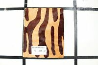 Carmel Zebra Stripe Hair On Tp38 Free Shipping1